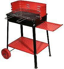 Barbecue flavia a legna carbone e carbonella fornacella bbq 35x50xh80 cm