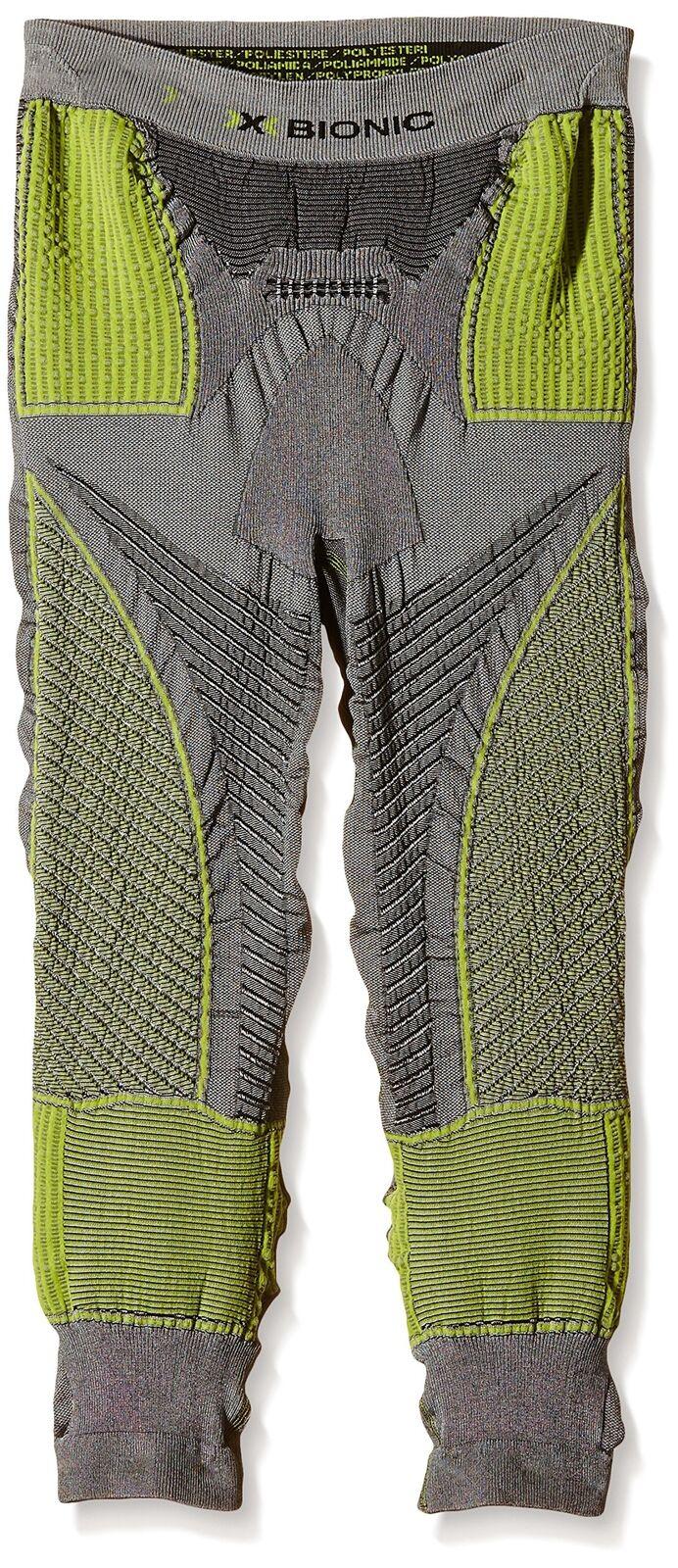 X-Bionic Men's Radiactor Evo 3 4 Length  Base Layer Trousers Iron Yellow S M  factory direct sales