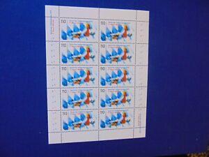 BRD-1999-NR-2074-POSTFRISCH-KLEINBOGEN-ZEHNERBOGEN-SIEHE-FOTO-KW-13-00