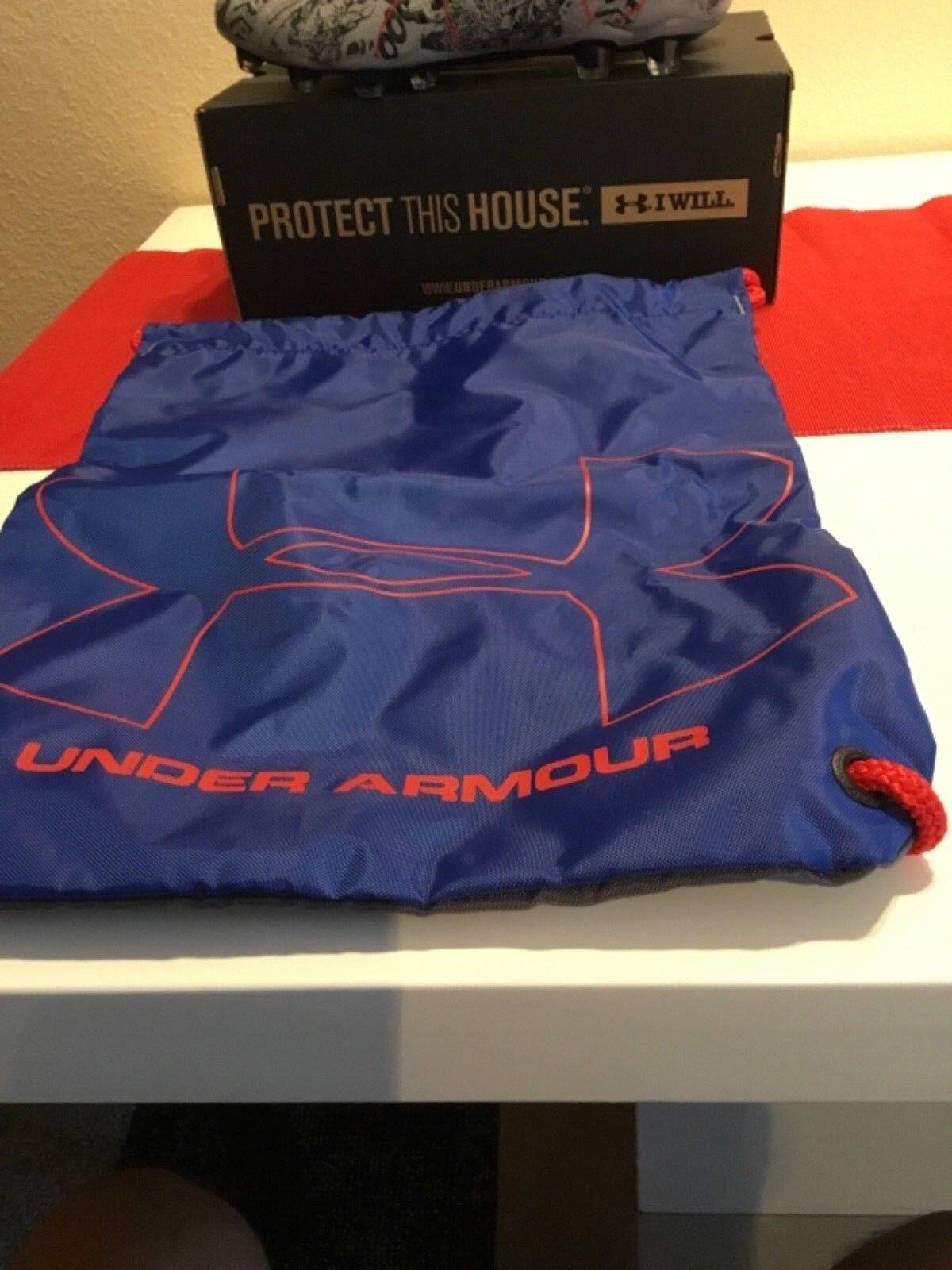 Under Armour ClutchFit Force 2.0 Superman FG Herren Fußballschuhe Fußballschuhe Fußballschuhe Gr wählbar neu 4a2647