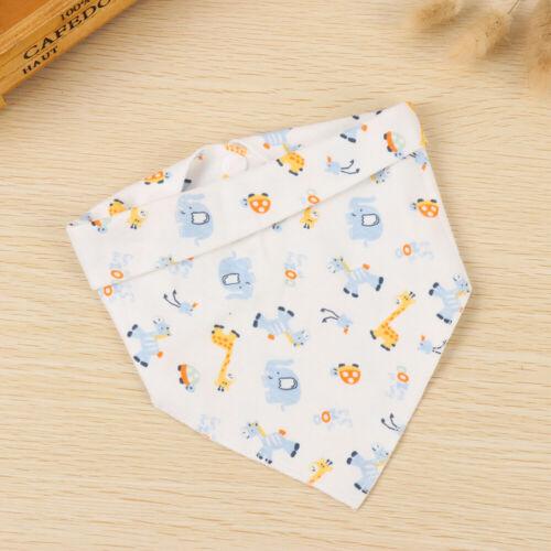 Cloths Girls Boys Bandana Baby Bibs Triangle Scarf Saliva Towel Infant Feeding