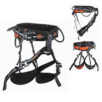 Rock Climbing Harness Climb X Pilot Sit Safety Belt Sports Outdoor Genuine Adult