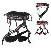 Rock Climbing Harness Climb X Pilot Sit Safety Belt Sports Outdoor Genuine Adult