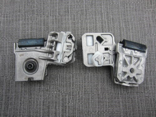PEUGEOT FRONT RIGHT OSF ELECTRIC WINDOW REGULATOR REPAIR CLIPS SET