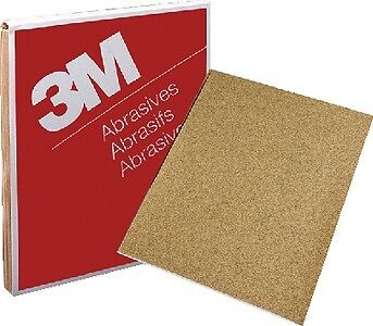 "New Production Paper Sheets 3m Marine 02116 Grade 60D 9/"" x 11/"""