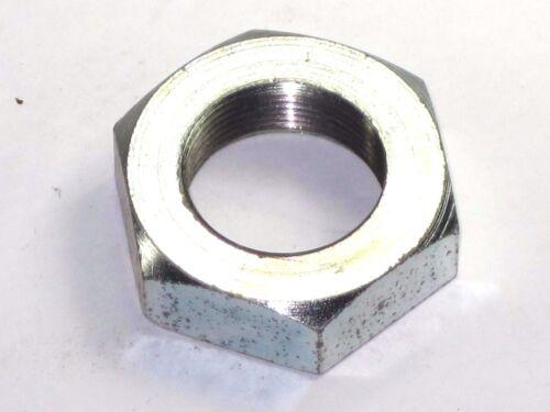 21-2012 NSP thin nut 7//8 x 20 TPI 37-3425 axle nut UK Made