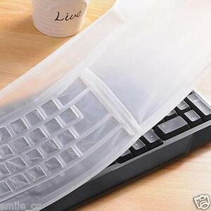 Universal Silicone Desktop Computer Keyboard Cover Skin Protector Film ODCA