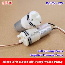 Dc 6v 12v 9v Small Mini Diaphragm Self Priming Suction Water Pump Micro Air Pump