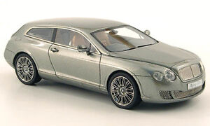 Neo-Scale-Model-1-43-44215-Bentley-Continental-Flying-Star-By-Touring-2010-NEW