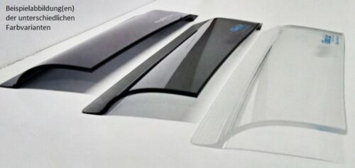 ClimAir derivabrisas atrás para Ford mondeo ba7 combate 5-puertas