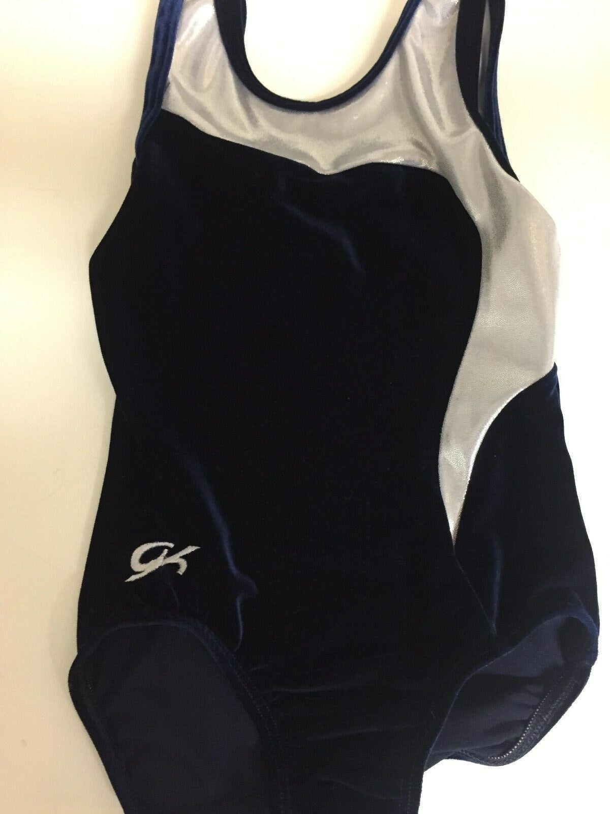 Girls GK Leotard, Size Medium.  Smoke-free home and no rips or tears.
