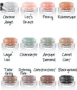 NIB-MAC-Pro-Longwear-Paint-Pot-Eyeshadow-Full-Sz-Choose-Your-Shade-100-Authentic