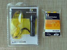 UV Kontrastmittel zur Lecksuche Kühlsystem Radiator + UV-Lampe & Schuzbrille Set