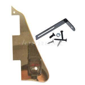 guitar pickguard scratch plate for electric guitar parts gold 634458560627 ebay. Black Bedroom Furniture Sets. Home Design Ideas