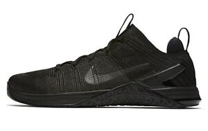 6 Hommes 2 004 Crossfit Eur Taille 39 Metcon Noir Nike 924423 Flyknit Dsx 4Yx4pRr