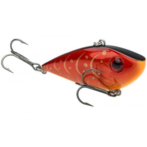 Rayburn Red Craw Strike King Red Eye Shad 3//4 oz