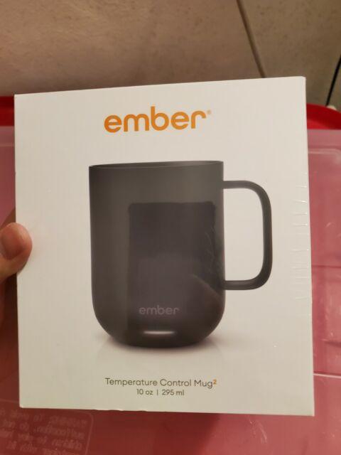 Brand New Sealed Ember 10 oz. Temperature Control Smart Mug 2 - Black