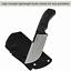 Oerla-Fixed-Blade-Outdoor-Duty-Straight-Field-Knife-G10-Handle-and-Kydex-Sheath thumbnail 7