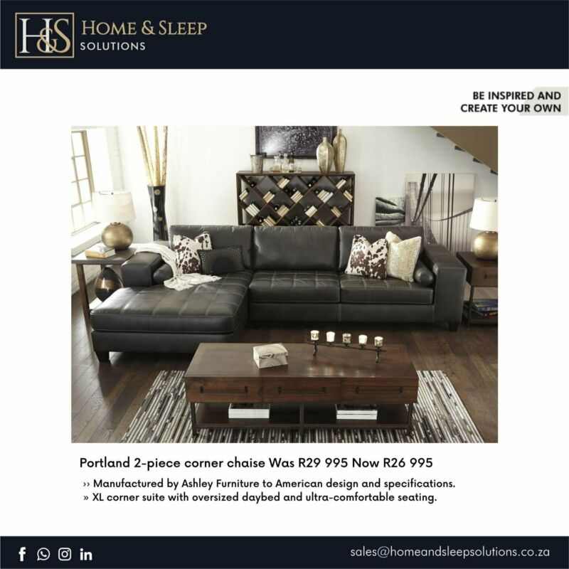 Quality Leather Air Sofas