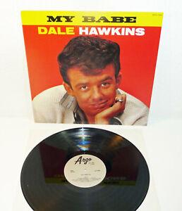 "DALE HAWKINS ""My Babe"" M- Argo M-/EX re LP Rock 'n' Roll / Rockabilly Vinyl"