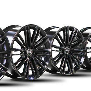 4x-Audi-19-Zoll-Felgen-A3-S3-A4-S4-Alufelgen-S-line-8W0601025BE-8-5x19-ET-40-NEU