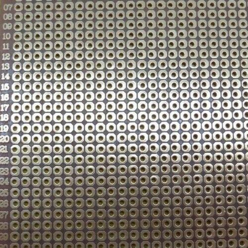 Bakelite Single Sided 7x9cm PCB Prototype Board Printed Circuit Matrix Plate