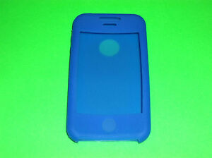 BLUE-SILICONE-CASE-SKIN-COVER-FOR-APPLE-IPHONE-3G