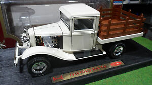Ford Pick Up 1934 1/18 Road Legends Tuning sur Mesure Voiture Miniatur 92258