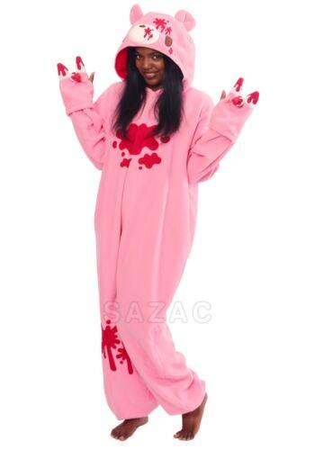 SAZAC Gloomy Bear Pink Kigurumi Adult Costume from USA
