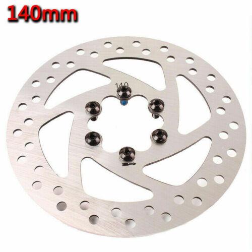 ZOOM MTB Bike Disc Brake Rotor 140//160//180//203mm Rotor T25 Screws Torx Wrench US