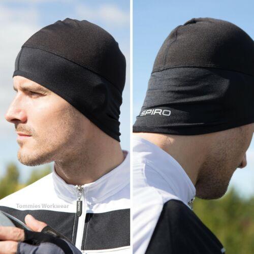 Cappello Sport Ciclismo Bici Corsa Inverno Caldo Luce /& Traspirante Beanie-S263X