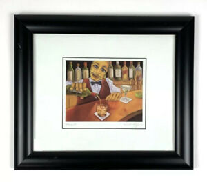 Basil-By-Will-Rafuse-Framed-Art-Print-14-75-x12-75