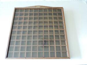 Thimble Display Box for 100 thimbles