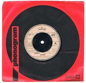 SISTERS-039-Secrets-039-7-034-Vinyl-1978-RARE-Mercury-6007-172-EX-EX