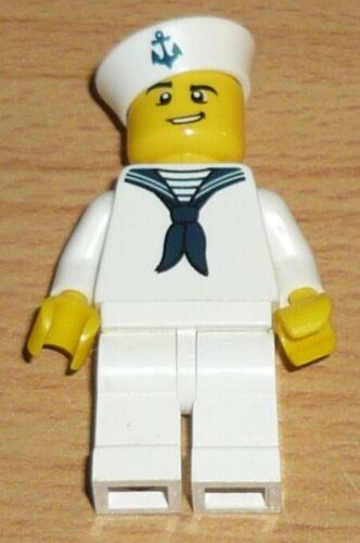 1 Lego City 1 Sailor//Navigator