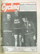 CYCLING MAGAZINE JANUARY 9 1971