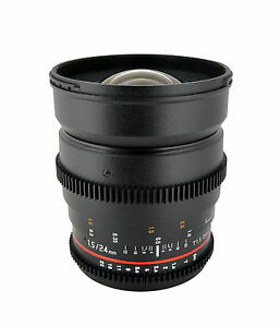 Rokinon-24mm-T1-5-Cine-Wide-Angle-Lens-w-De-clicked-Aperture-For-Sony-E-Mount
