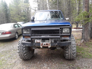 1989 competition  ford bronco 2