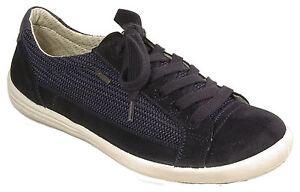 Scarpe blu Legero pelle Cambio Scarpe da Nuovo Gore Scarpe stringate ginnastica Gambaletto F7F6q