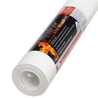 Mav Erfurt Fire Retardant Wallrock Fireliner Lining Paper Double Roll 20m X 55cm
