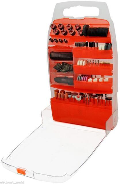 Rotary Tool Accessories Kit for Dremel Minicraft Bosch Black Decker Cut Grind