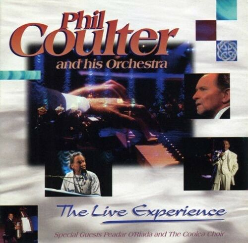 1 of 1 - Phil Coulter - Live Experience [New CD]