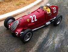 Probuild 1/32 slot car ALFA ROMEO 12c c1936 #22 4th GERMAN GP NUVOLARI M/B