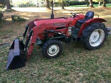 Yanmar 3110d Compact 4x4 Tractor With Loader