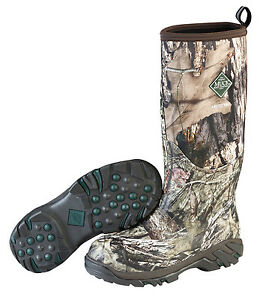 Muck Arctic Pro Camo Extreme Ice Fishing Hunting Boots 7 8