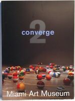 2005 Converge 2 Miami Art Museum Artist History Photographs Paintings Exhibition
