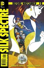 BEFORE WATCHMEN : SILK SPECTRE - COMPLETE SET - ISSUES 1 2 3 4