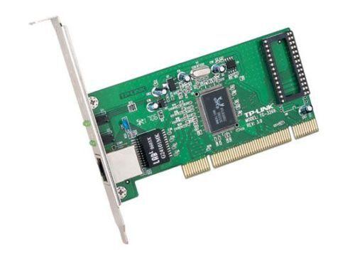 TP-Link Gigabit 1000 Ethernet PCI Network Card TG-3269