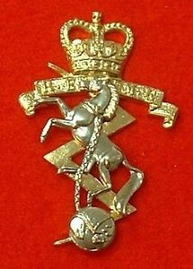 Image is loading REME-METAL-BERET-BADGE-QUEENS-CROWN-REME-CAP- a4249800f481