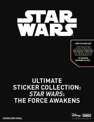 1 of 1 - Star Wars: the Force Awakens Ultimate Sticker Collection